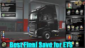 100 Best Truck For The Money Final Save For ETS V10 By Denrus 130x ETS2 Mods SCS