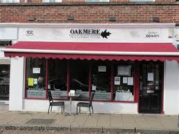 Oakmere Tea Dining Room On High Street