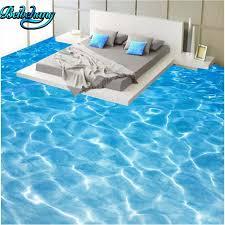 günstige beibehang meer wasser welligkeit 3d bad wohnzimmer