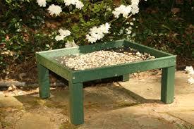 Ground Bird Feeders