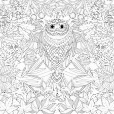 From Secret Garden An Inky Treasure Hunt And Coloring Book Via Glamour