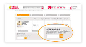 code reduction vitrine magique 28 images code promo vitrine