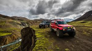 Exploring The Trucks Of Iceland - Photos