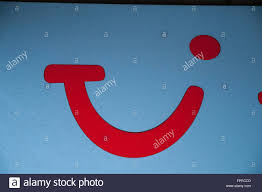 Thomson Travel Agents Logo Sign
