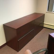 Hon 4 Drawer Lateral File Cabinet Used by Home Office Office Furniture Design Designing Small Office Space