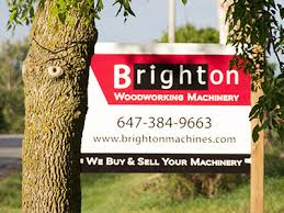 brighton woodworking machinery toronto ontario and beyond
