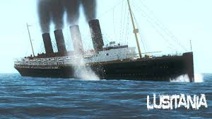 Roblox Rms Olympic Sinking by Vehicle Simulator The Sinking Of The Rms Lusitania Trailer
