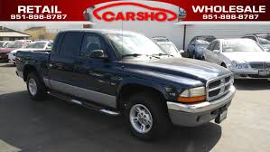 Sold 2000 Dodge Dakota SLT In Corona