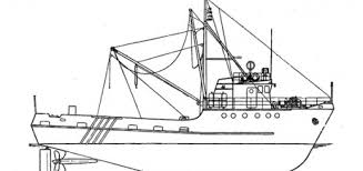 fishing boat plans archives free ship plans