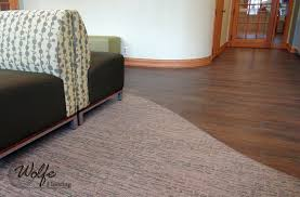 transition from carpet to tile with molding carpet