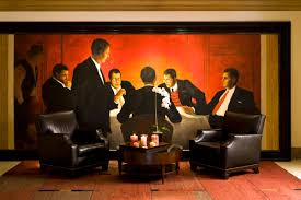 Famous American Mural Artists by Magnificent Murals At The St Regis Bespoke Concierge Magazine