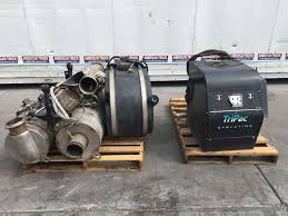 Used Dpf Assembly With Apu For 2011 Peterbilt 367 For Sale | Phoenix ...