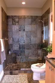 Small Modern Bathrooms Pinterest by Best 25 Shower No Doors Ideas On Pinterest Showers With No