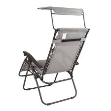 Gravity Chair With Canopy 2 Pack