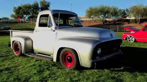 LMC Truck - 1955 Ford F-100 - Zane Z - YouTube