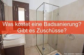 badsanierung was kostet das heimwerker berater de