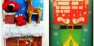 Best Door Decoration Inspiration For Kids At Christmas