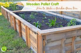 How To Make Garden Box