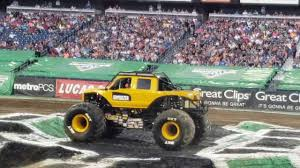 Brodozer Debut!! Monster Jam Nashville 2018 Commentary! - YouTube