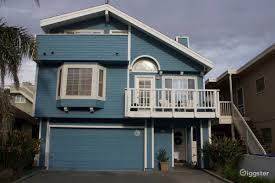 100 Oxnard Beach House Beautiful Blue Home