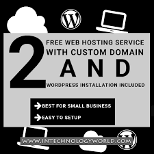 2 Free Web Hosting With Custom Domain And WordPress Installation ... Best Wordpress Hosting Services 2017 Reliable Hosting For Top 4 Best And Cheap Providers 72018 12 Web For A Personal Website Colorlib 3 2016 Youtube Church Rated Ranked Urchthemescom 11 Java Compared What Is The Service Ways To Work Bluehost Dreamhost Flywheel Or Siteground Which 5 Of 2018 Dev Themes Wning The Around Wordpress Sites Blogging