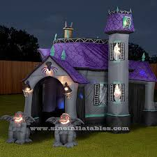 Gemmy Halloween Inflatables 2015 by Halloween Inflatable Haunted House Halloween Inflatable Haunted