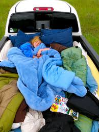 100 Truck Driving Movies Fill A Truck Bed Full Of Pillows And Blankets And Drive In The