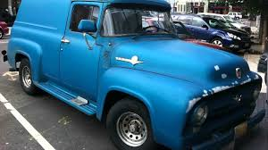 100 1955 Ford Panel Truck Ford Panel Van YouTube