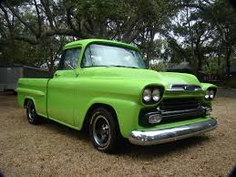 100 Apache Truck For Sale New Exhaust 1959 Chevrolet Custom Pickup For Sale