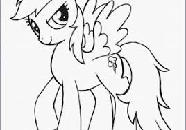 My Little Pony Coloring Pages Rainbow Dash Equestria Girls Free Schon Ausmalbilder Prinzessin