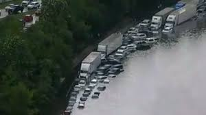 100 Truck Driving School Houston Hundreds Of Cars Abandoned In After Drivers Couldnt