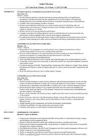Commercialization Manager Resume Samples   Velvet Jobs Team Manager Resume Sample Lamajasonkellyphotoco 11 Amazing Management Resume Examples Livecareer Social Media Manager Sample Velvet Jobs Top 8 Client Relationship Samples Benefits Samples By Real People Digital Marketing 40 Skills Job Description Channel Sales And Templates Visualcv Logistics The Best 2019 Project Example Guide Cporate