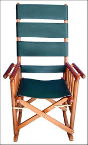 Costa Rica Folding Rocking Chair - High Back - Green Leather And ... Vintage Leather Rocking Chair Jack Rocker In Various Colors Burke Decor Uhuru Fniture Colctibles Folding 125 Chairs Armchairs Stools Archivos Moycor West Coast Fruitwood Folding Chair With Leather Seat Lutge Gallery By Ingmar Relling For Westnofa 1960s And Wood Boat Angel Pazmino Lounge Muebles De Estilo Spanish Ralph Co Midcentury Modern Costa Rican Campaign Antique Upholstered Flippsmart