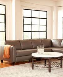 Art Van Leather Living Room Sets by Illusions 3 Piece Sectional Art Van Furniture Living Room