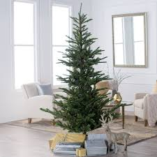 Fraser Fir Christmas Trees Care by Pre Lit Alberta Spruce Christmas Tree Hayneedle
