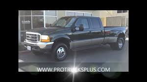 100 Pro Trucks Plus 2000 Ford F350 Crew Cab 4x4 73 Powerstroke Diesel Lariat Dually