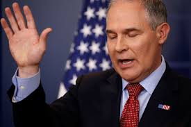 100 Kevin Pruitt White House Upset Over EPA Chief Scott Interview With