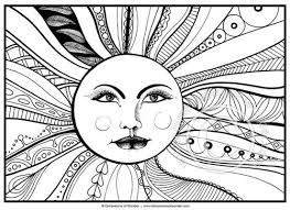 Abstract Coloring Pages Inspirational Free Printable For Adults