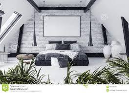 100 Attic Apartment Floor Plans Modern Openplan In Loft Style Stock Image