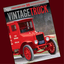 99 Vintage International Harvester Truck Parts JulyAugust 2017 Magazine