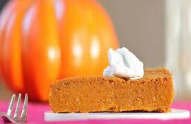 Crustless Pumpkin Pie by Crustless Pumpkin Pie 4 Smartpoints For Heidi U0027s Weight