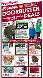 Fred Meyer Lava Lamps by Fred Meyer Double Doorbuster Sale Dec 23 And 24