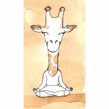 Animal For Kids S The Jazzy K Show Giraffe Pose Yoga