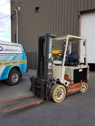 100 Nissan Lift Trucks Used Duraquip Inc