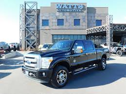 100 Ford Trucks Used 2016 Super Duty F350 PLATINUM At Watts Automotive Serving