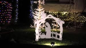 Christmas Tree Lane Alameda 2014 by Christmas Tree Lane Ceres California Dec 2013 Youtube