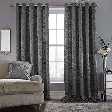 Bendable Curtain Track Dunelm by Harrow Grey Lined Eyelet Curtains Dunelm Wohnzimmer