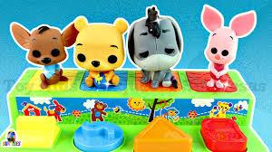 Disney Baby Winnie The Pooh by Baby Video Pop Up Toys Surprise Winnie The Pooh Paw Patrol Disney