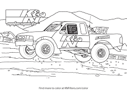 K&N Printable Coloring Pages For Kids Drawing Monster Truck Coloring Pages With Kids Transportation Semi Ford Awesome Page Jeep Ford 43 With Little Blue Gallery Free Sheets Unique Sheet Pickup 22 Outline At Getdrawingscom For Personal Use Fire Valid Trendy Simplified Printable 15145 F150 Coloring Page Download