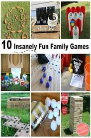 10 Games To Play As A Family For Insane Amounts Of Fun